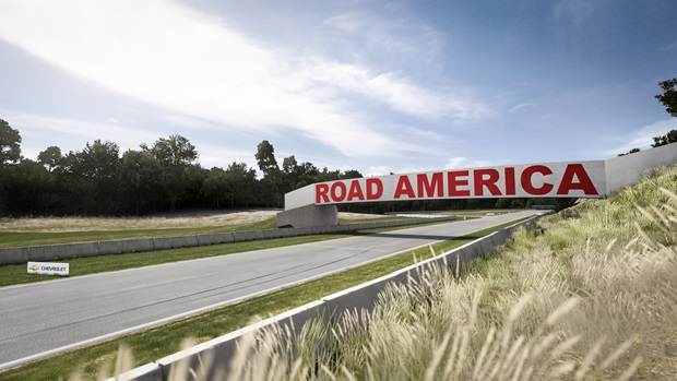 Forza Road America DLC