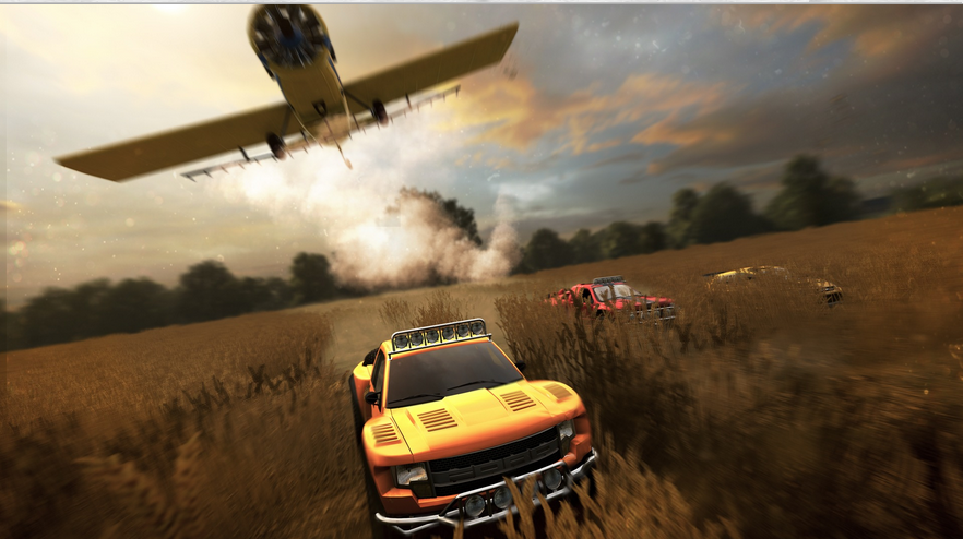 Image From Ubisoft's The Crew