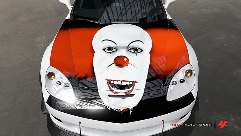 Pennywise Corvette