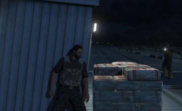 GTA and Metal Gear
