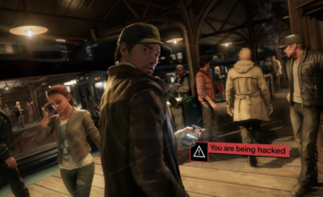 Aiden Pearce Thumbs Up