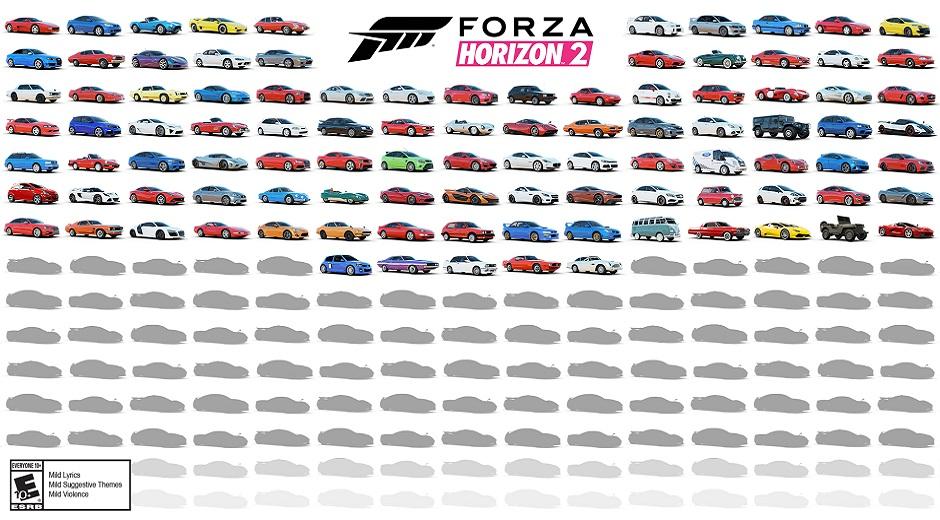 Forza Horizon Car Reveal