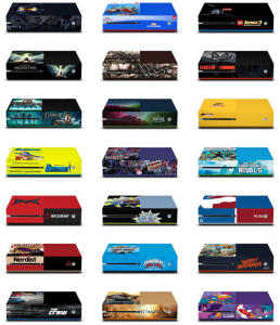 All 21 Xbox One consoles.