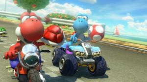Gamecube Mario Kart's Yoshi Circuit Returns in Mario Kart 8 DLC