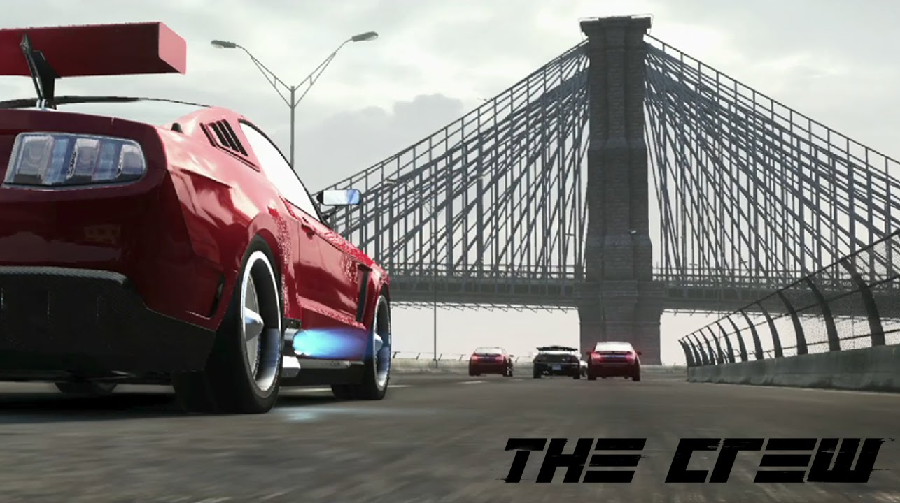 The Crew Trailer Shows How You Customize Your Ride