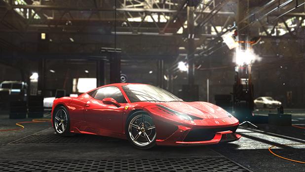 The Crew Ferrari