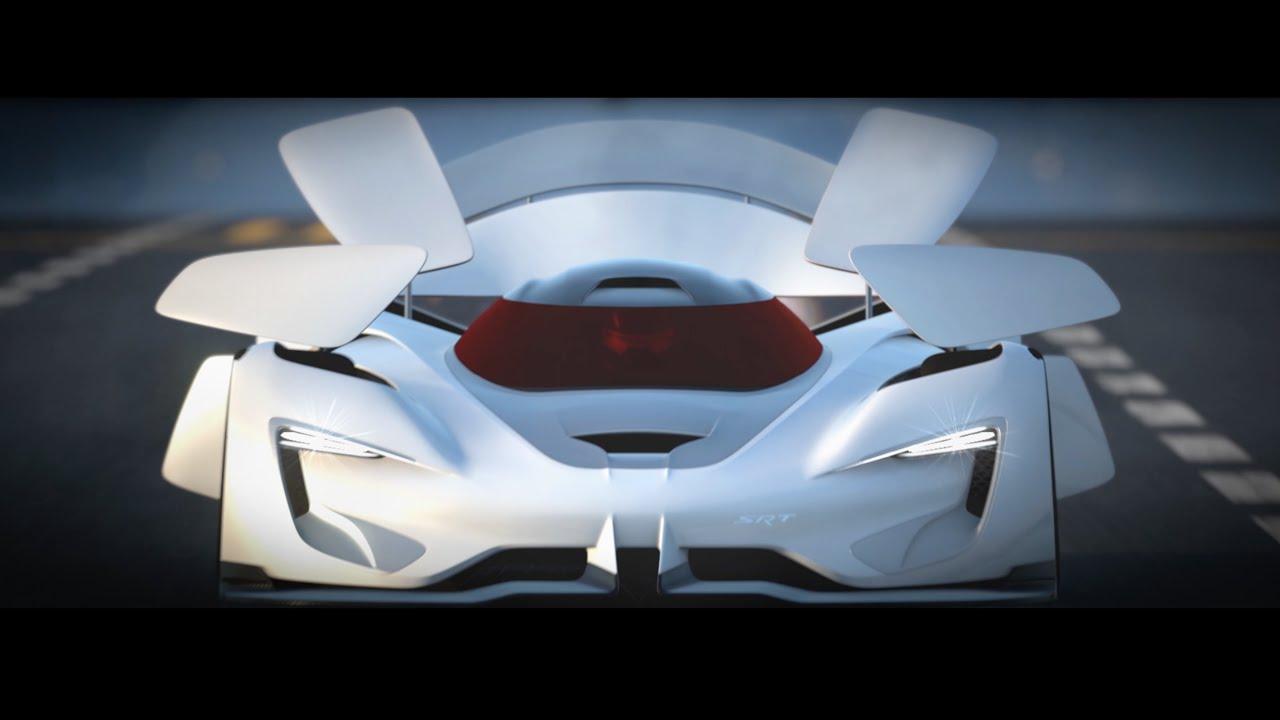 Gran Turismo 6 Adds Crazy SRT Tomahawk