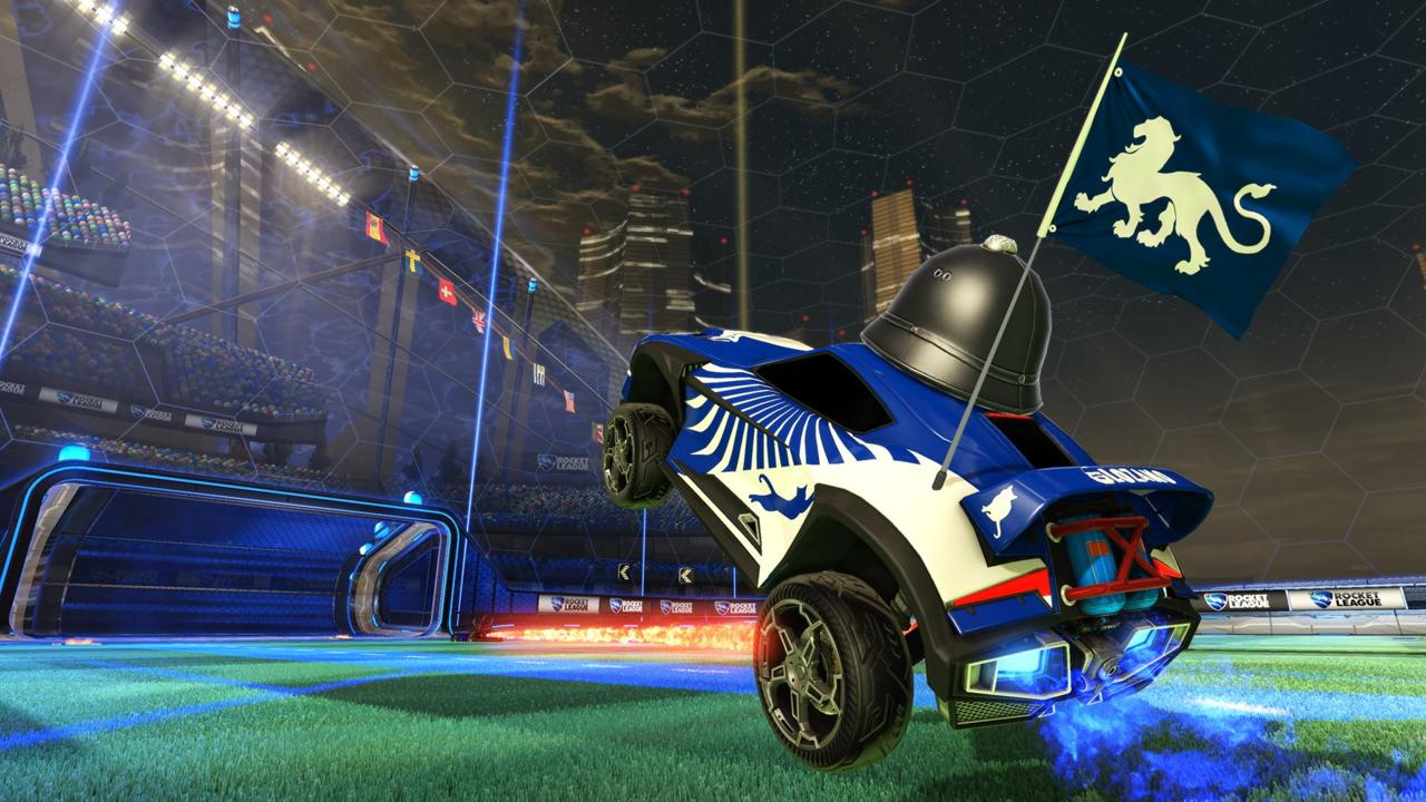 rocket league patch