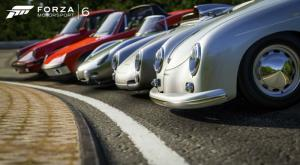 The new Porsche collection for Forza Motorsport 6.