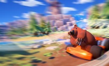 Bears Can't Drift?