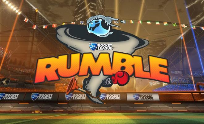 Rocket League Is Getting Ready To…..