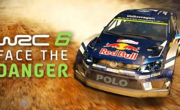 Face The Danger With WRC 6 This October