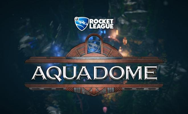 The Aquadome Is Coming To Rocket League Next Month