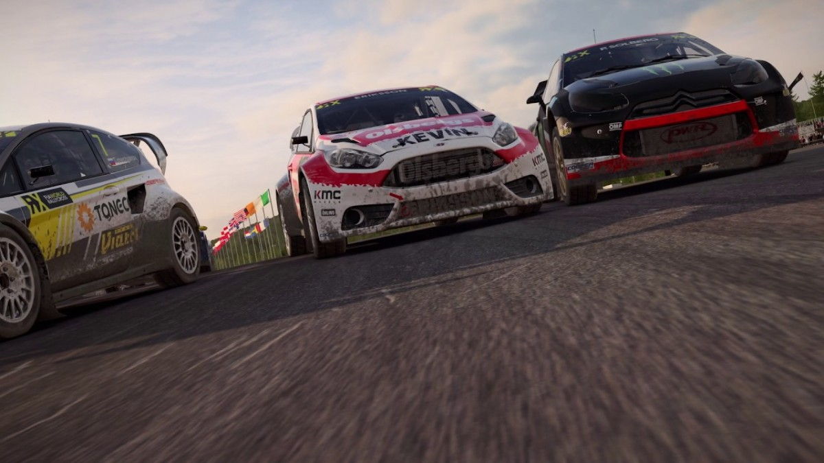 DiRT 4 Trailer Shows You How To Play In The DiRT   Racing Game Central