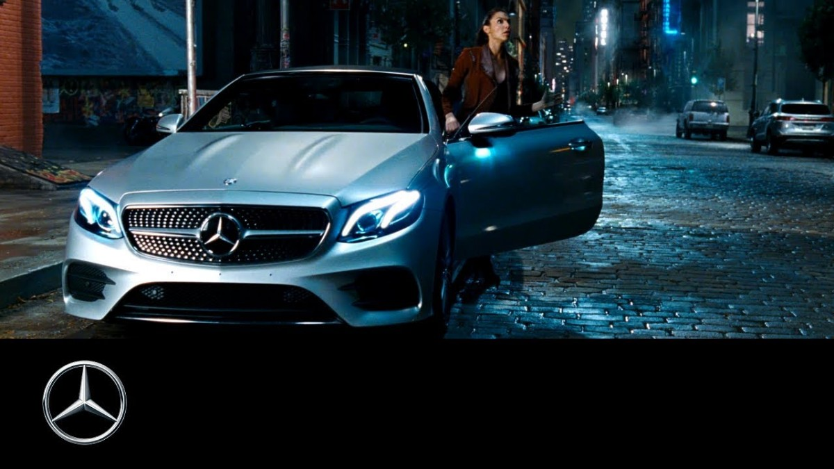 Mercedes Amg Vision Gran Turismo In Cahoots With Justice