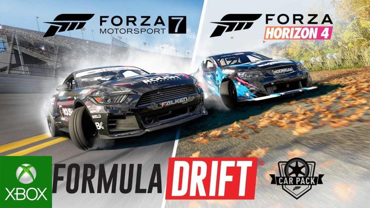 Forza Horizon 4 – Formula Drift Car Pack