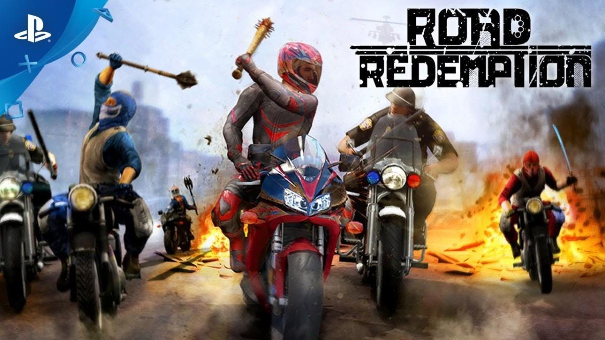 Road Redemption Announcement Trailer