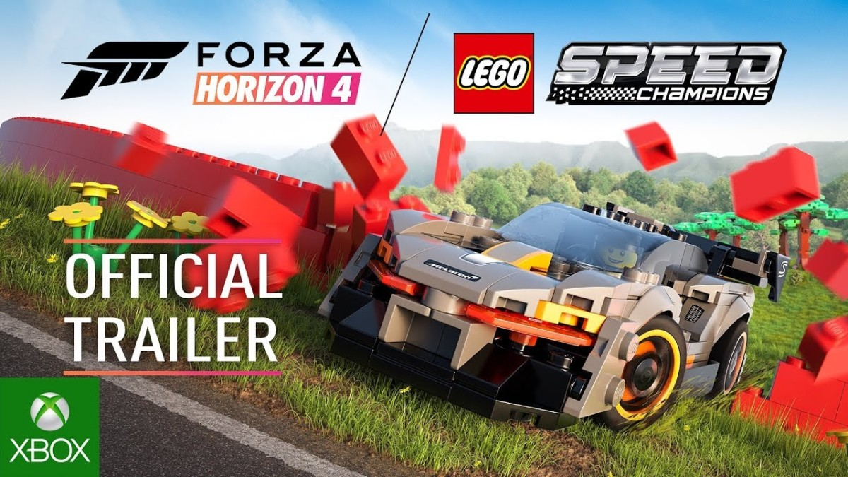 E3 2019: Forza Horizon 4 Gets Lego-Fied - Racing Game Central