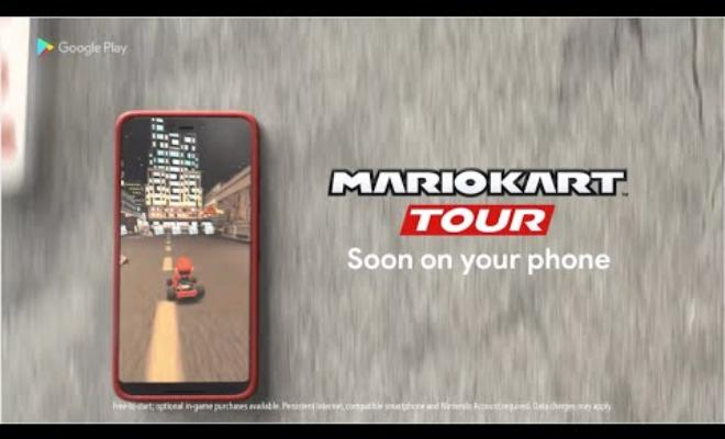 Mario Kart Tour Coming To Your Mobile Phone In Three Weeks