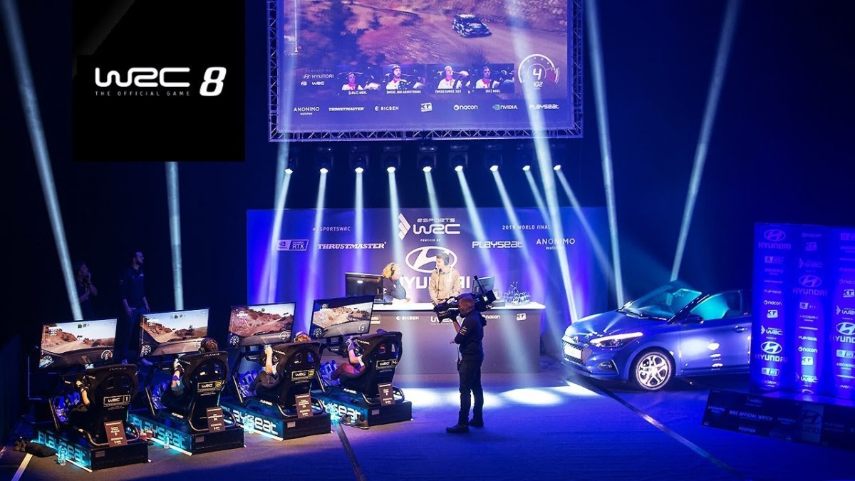 The WRC eSports 2019 World Champion Has Been Crowned