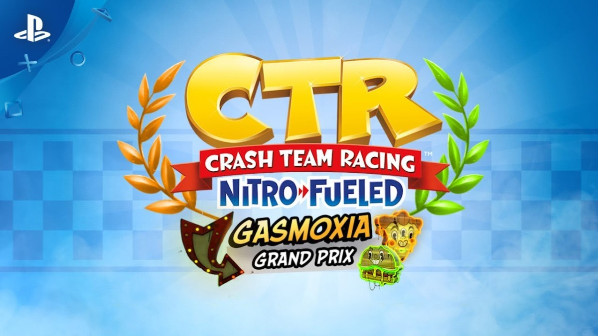 Gasmoxia Grand Prix Begins Tomorrow On Crash Team Racing Nitro-Fueled