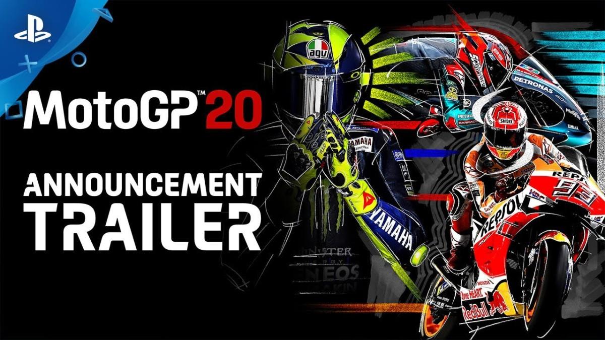 MotoGP 20 Due To Arrive In April