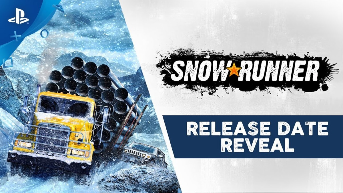 SnowRunner Launches In April 2020