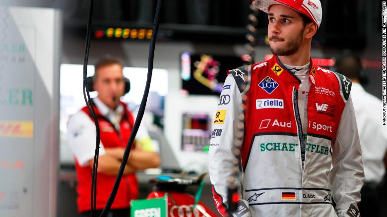Daniel Abt Nicked For Cheating In Formula E Esports Game