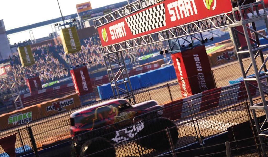 Monster Truck Championship Coming October 15
