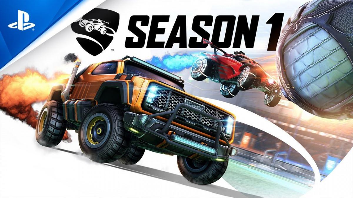Rocket League Season 1 Arriving Next Wednesday