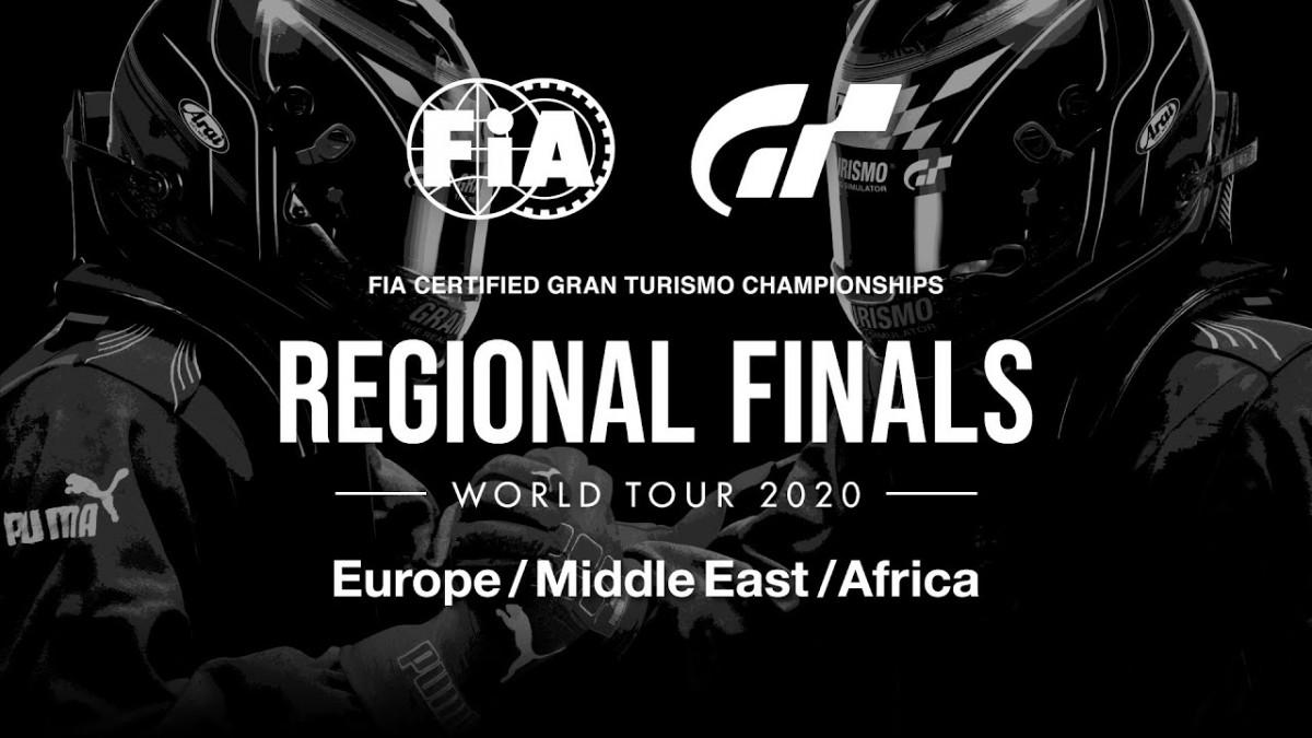 2020 FiA Gran Turismo Championships – EMEA Regional Finals