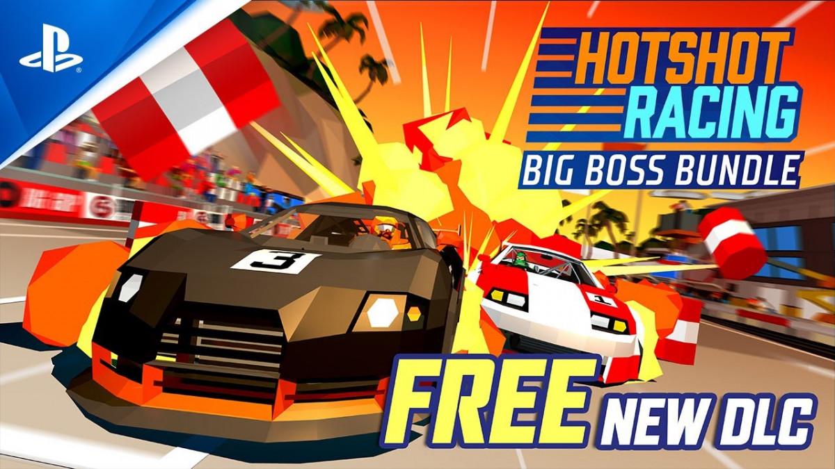 Hotshot Racing Gives You Big Boss Bundle DLC