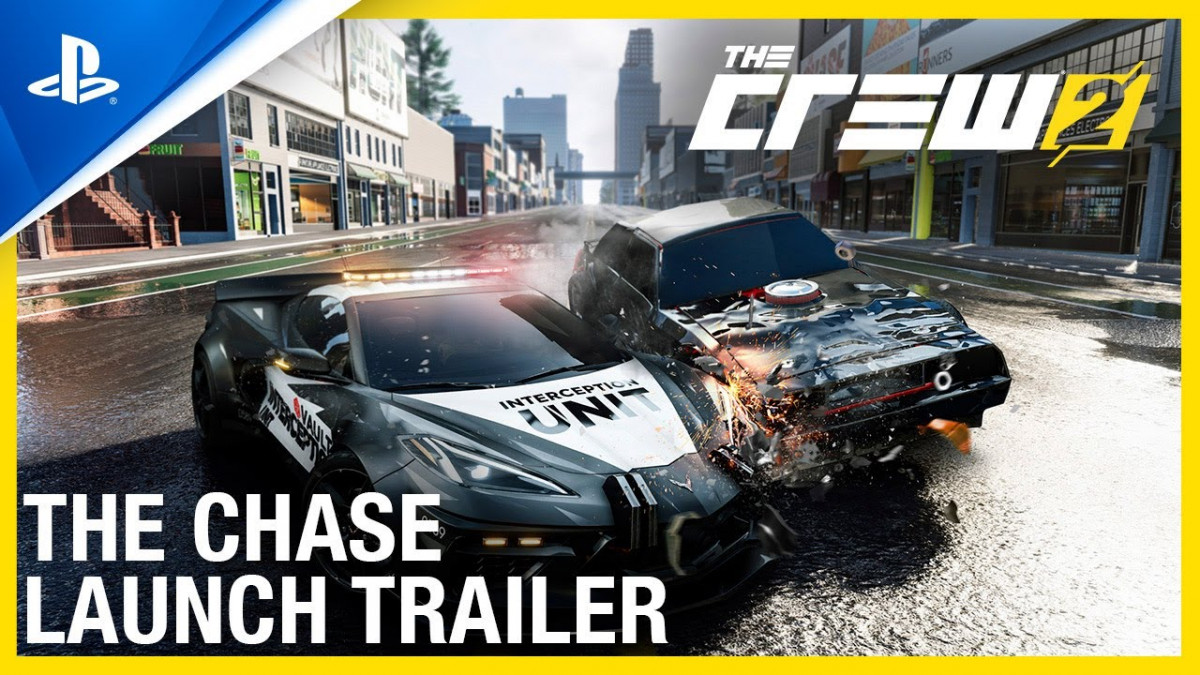 The Crew 2 – The Chase Launch Trailer