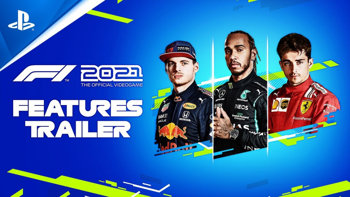 F1 2021 Arriving Next Month